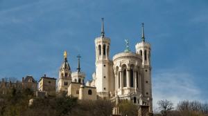 _LEP1270 - Lyon, la Basilique de Notre-Dame de Fourvière