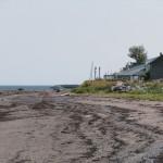 """_LEP5523 - Notre """"beach"""" à marée basse!"""