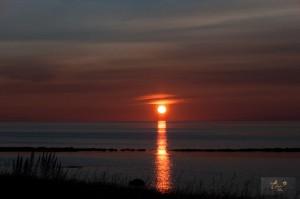 _LEP5823 - Un autre jours, un autre beau couché de soleil!